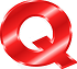 red icon q